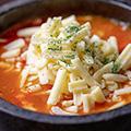 [限定]チーズ山盛りトマトチキン煮込