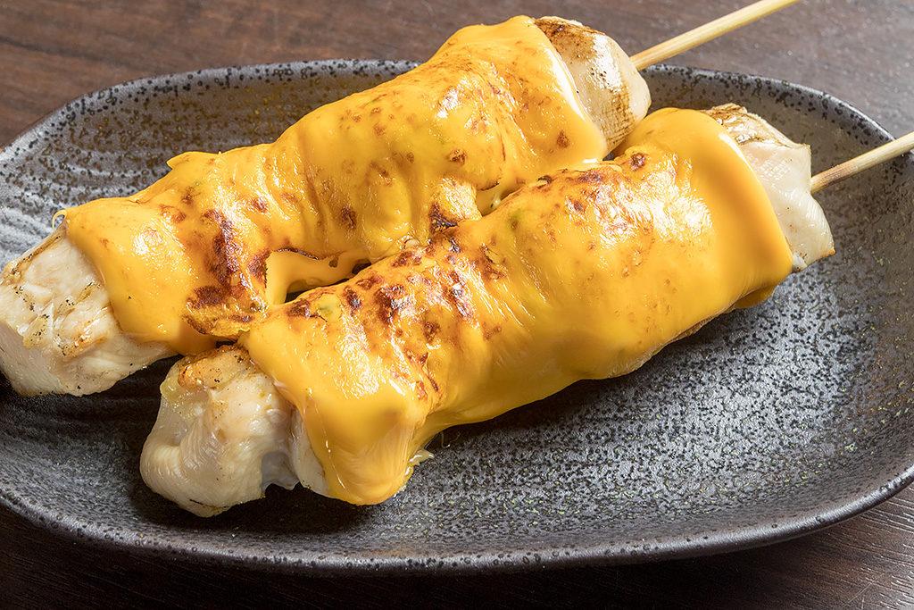 ささみチーズ…300円