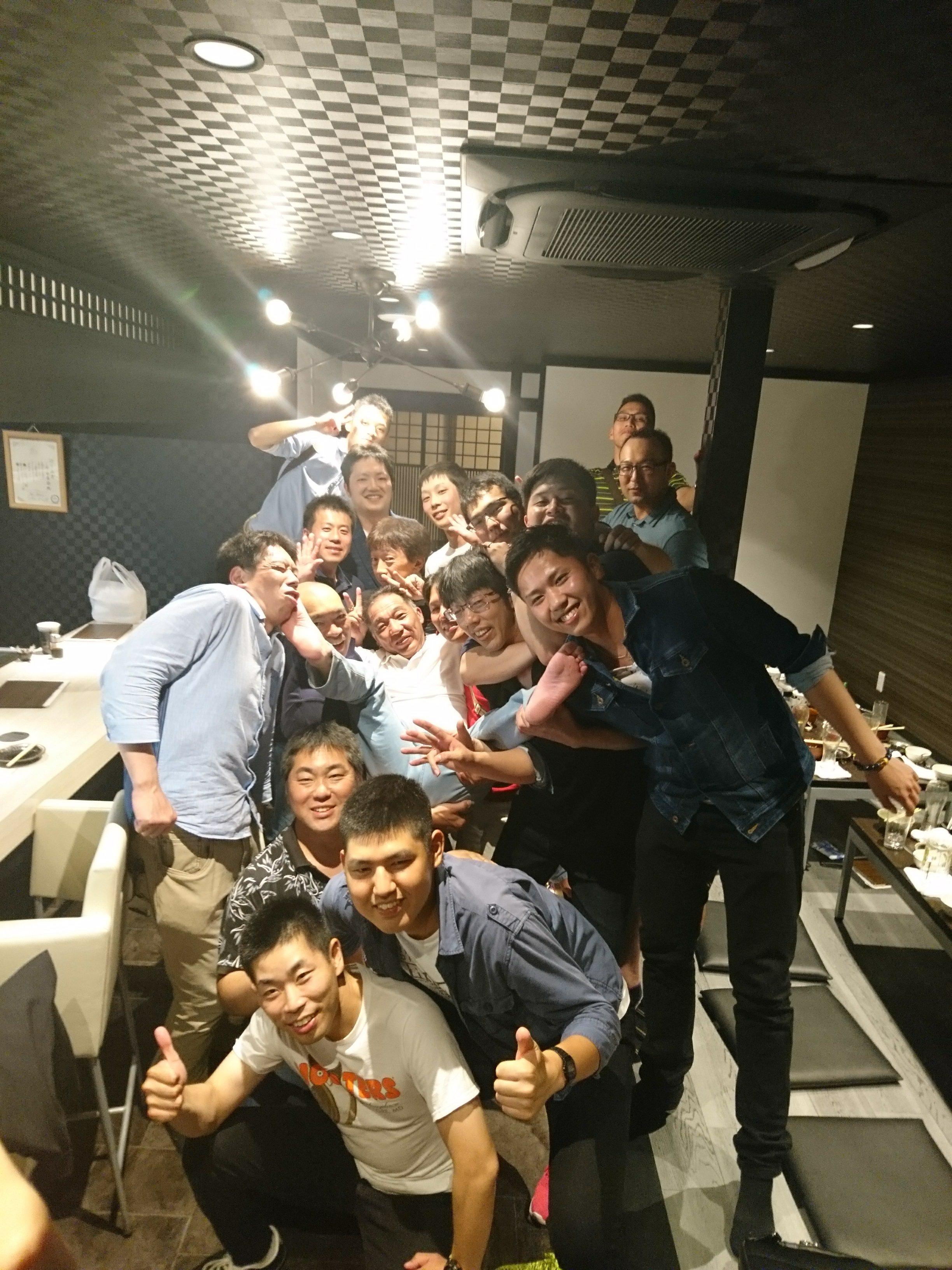 舞鶴市の居酒屋で1番盛り上がれる宴会は弾正!
