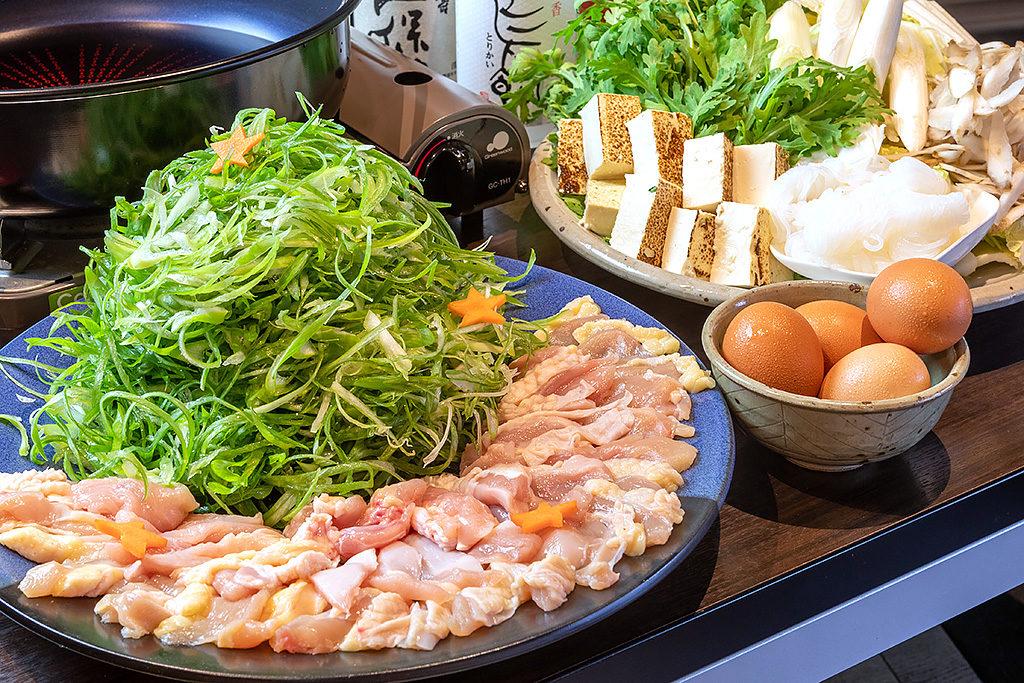 舞鶴市で京地どり宴会ができるのは弾正だけ!