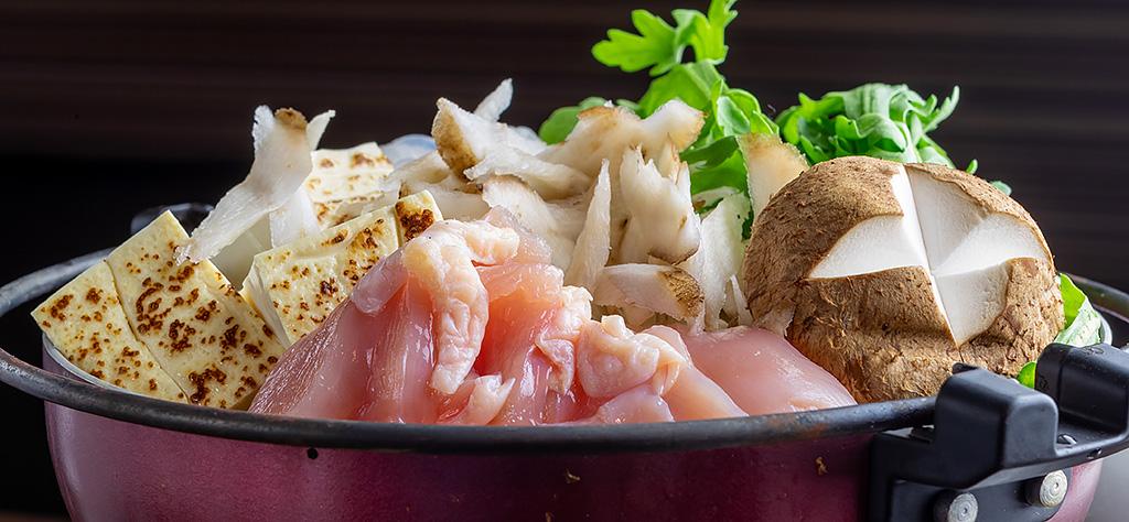 京地どりすき鍋