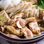 京地どり すき鍋
