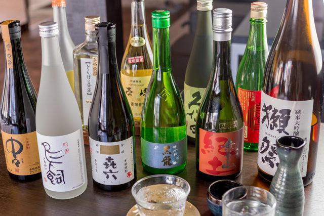 1合数千円するような高級酒を、ぶっちぎり赤字安価の500円で提供