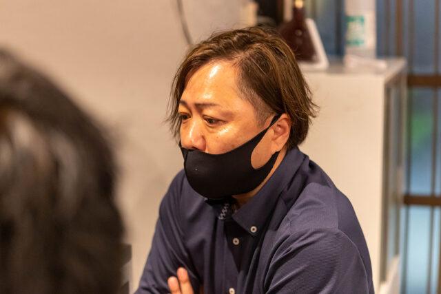 「まいぷれ舞鶴・綾部・福知山」でおなじみの、株式会社ホリグチのスーパー営業マン、児島様。
